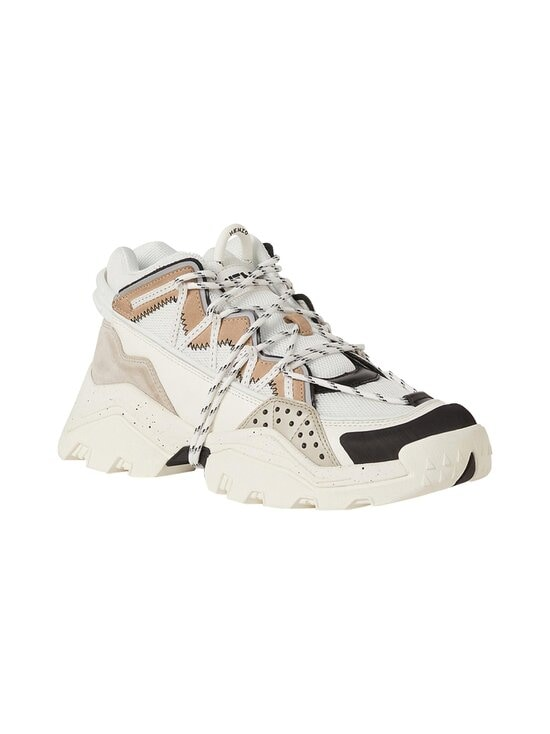 Kenzo - Inka-sneakerit - 93 - NUBUCK/MESH - PALE GREY | Stockmann - photo 2