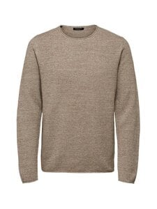 Selected - SlhRocky-neule - SAND DETAIL:MIX   Stockmann