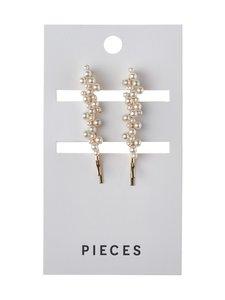 Pieces - PcMajse-hiuspinni 2 kpl - GOLD | Stockmann