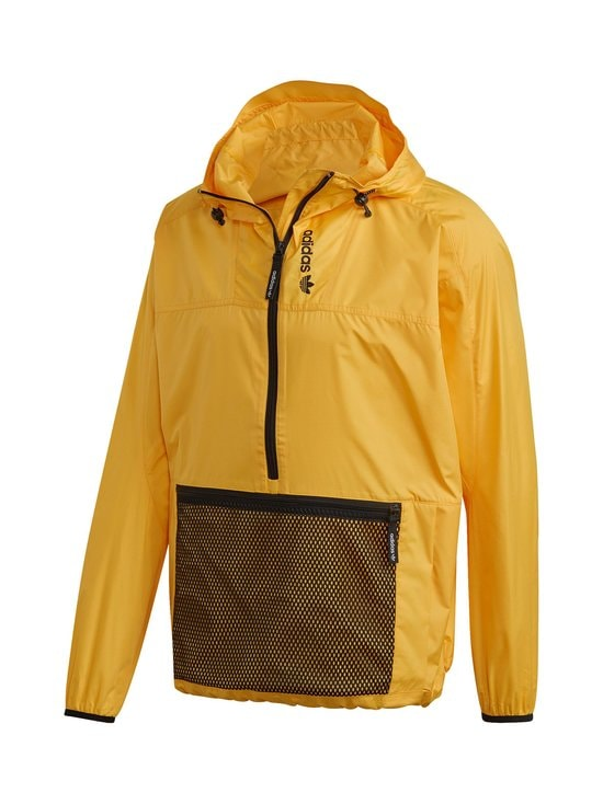 adidas Originals - Adventure Anorak -takki - BOLD GOLD | Stockmann - photo 1