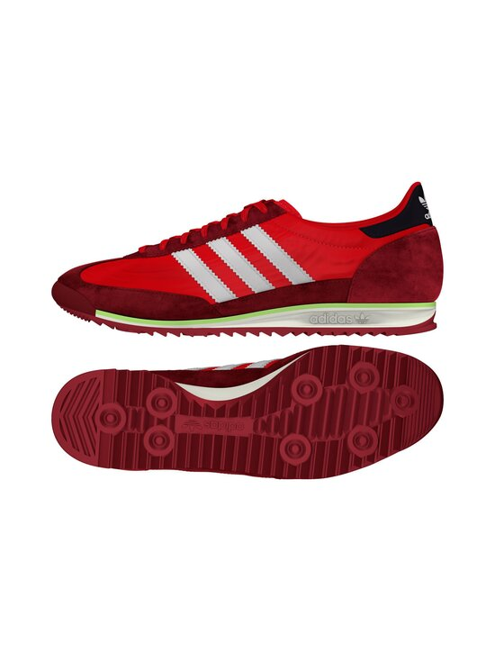 adidas Originals - SL 72 -sneakerit - SCARLE/OWHITE/CBURGU | Stockmann - photo 9