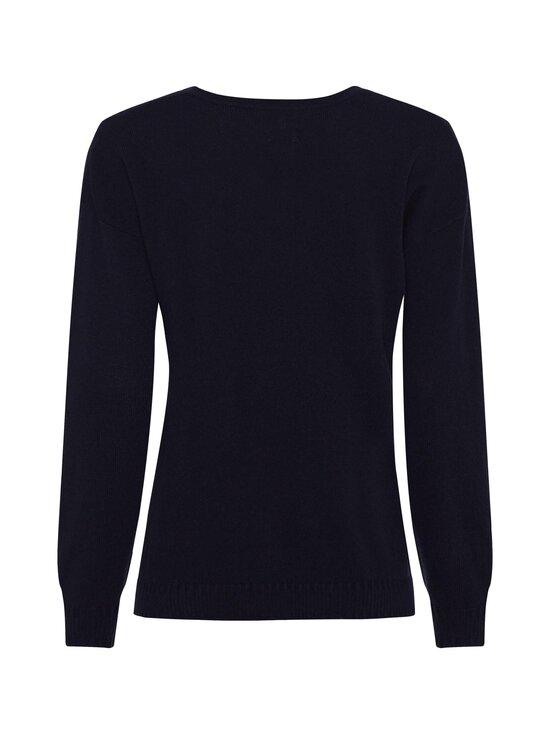 Tommy Hilfiger - Wool Cashmere V-Nk Sweater -neule - DW5 DESERT SKY | Stockmann - photo 2