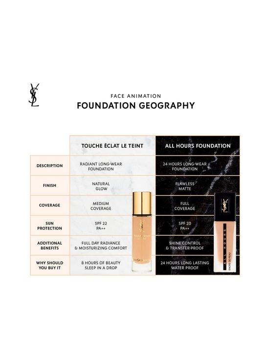 Yves Saint Laurent - All Hours Foundation -meikkivoide 25 ml - BD25 | Stockmann - photo 5