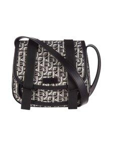 Kenzo - Courier Small Jacquard Messenger Bag -laukku - MIDDLE GREY | Stockmann