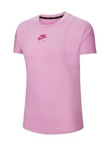 Nike - Air Top SS -treenipaita - 680 BEYOND PINK/CACTUS FLOWER   Stockmann