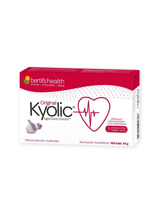 Kyolic Original -ravintolisä 100 kpl/70 g