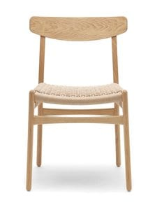 Carl Hansen&Son - CH23-tuoli - TAMMI/BEIGE | Stockmann