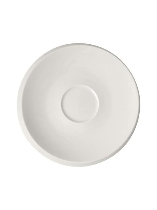Villeroy & Boch - NewMoon- aluslautanen kahvikupille 17 cm - WHITE | Stockmann - photo 1