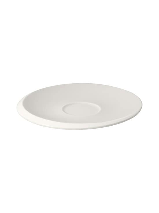 Villeroy & Boch - NewMoon- aluslautanen kahvikupille 17 cm - WHITE | Stockmann - photo 2