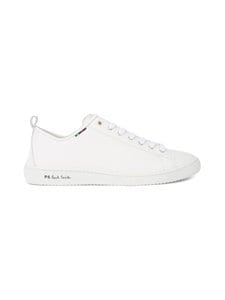 Paul Smith - Miyata-nahkasneakerit - 01 WHITE | Stockmann