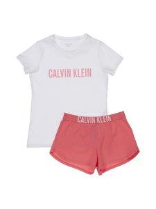Calvin Klein Kids - Pyjama - WHITE/PINK LEMONADE | Stockmann