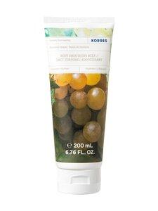Korres - Santorini Grape Body Milk -vartalovoide 200 ml | Stockmann