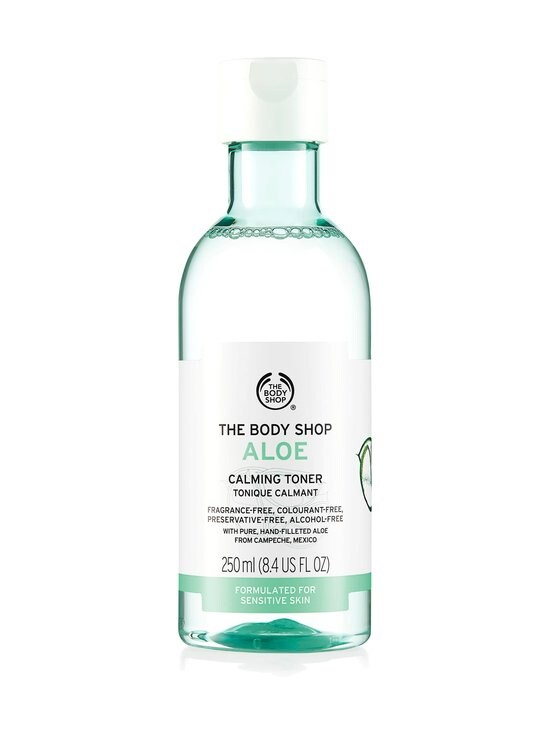 The Body Shop - Aloe Calming Toner -kasvovesi 250 ml - NOCOL | Stockmann - photo 1