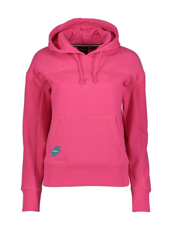 Superdry - Sportstyle NRG Polar Hoodie -huppari - MME HOT PINK | Stockmann - photo 1