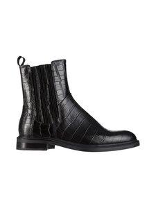Vagabond - Amina Chelsea Boot Croco -nahkanilkkurit - 20 BLACK | Stockmann