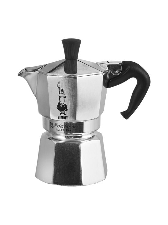 Bialetti - 2 kupin Moka Express -mutteripannu - TERÄS | Stockmann - photo 1