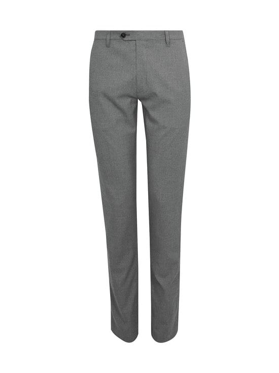 Ted Baker London - Seyii Slim Fit Plain -housut - 05 GREY | Stockmann - photo 2