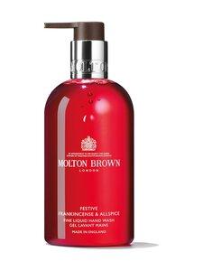 Molton Brown - Festive Frankincense & Allspice Fine Liquid Hand Wash -käsisaippua 300 ml - null | Stockmann