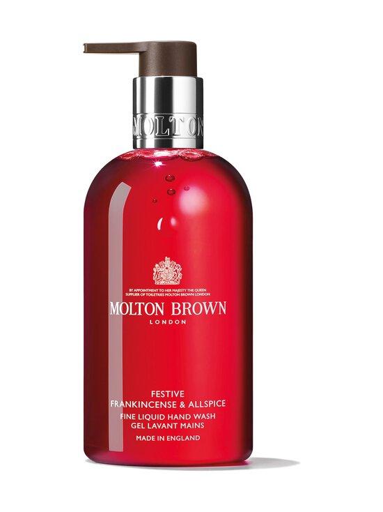 Molton Brown - Festive Frankincense & Allspice Fine Liquid Hand Wash -käsisaippua 300 ml - NOCOL | Stockmann - photo 1