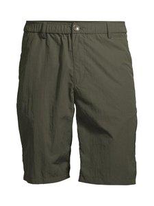 Knowledge Cotton Apparel - Trek Quick-Dry Shorts -shortsit - 1090 FORREST NIGHT | Stockmann