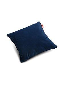 Fatboy - Pillow Square Velvet -tyyny 50 x 50 cm - DARK BLUE (TUMMANSININEN) | Stockmann