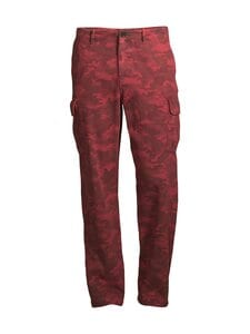PS Paul Smith - Military Trouser -housut - 23 RED | Stockmann