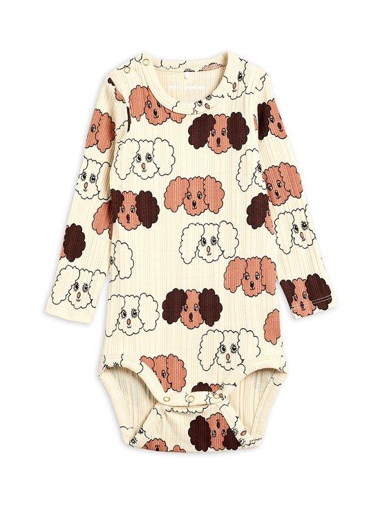 Mini Rodini - Fluffy Dog -body - BEIGE | Stockmann - photo 1