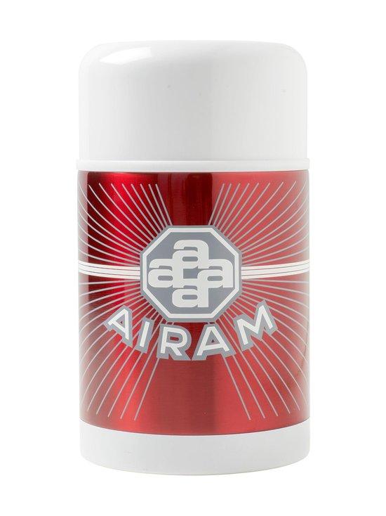Airam - Klassikko-teräsruokatermos 0,75 l - PUNAINEN | Stockmann - photo 1