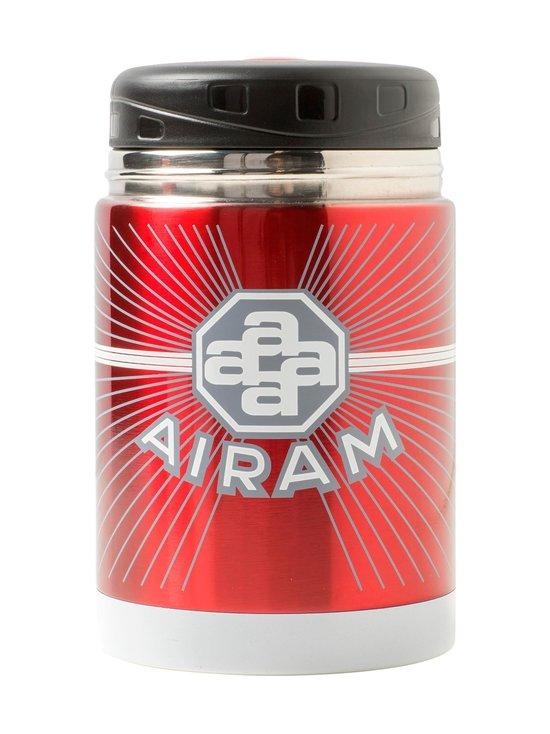Airam - Klassikko-teräsruokatermos 0,75 l - PUNAINEN | Stockmann - photo 3