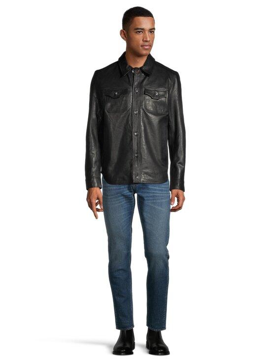 Tiger Jeans - Get L -nahkatakki - 050 BLACK | Stockmann - photo 2