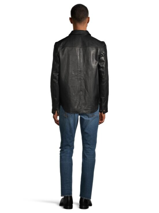 Tiger Jeans - Get L -nahkatakki - 050 BLACK | Stockmann - photo 3