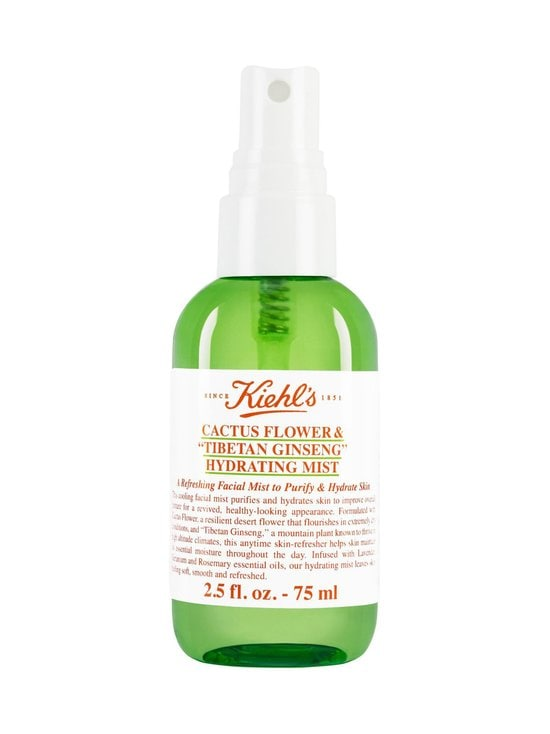 Kiehl's - Cactus Flower & Tibetan Ginseng Hydrating Mist -kasvosuihke 75 ml - null | Stockmann - photo 1