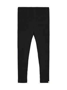 KAIKO - Rib-leggingsit - BLACK   Stockmann