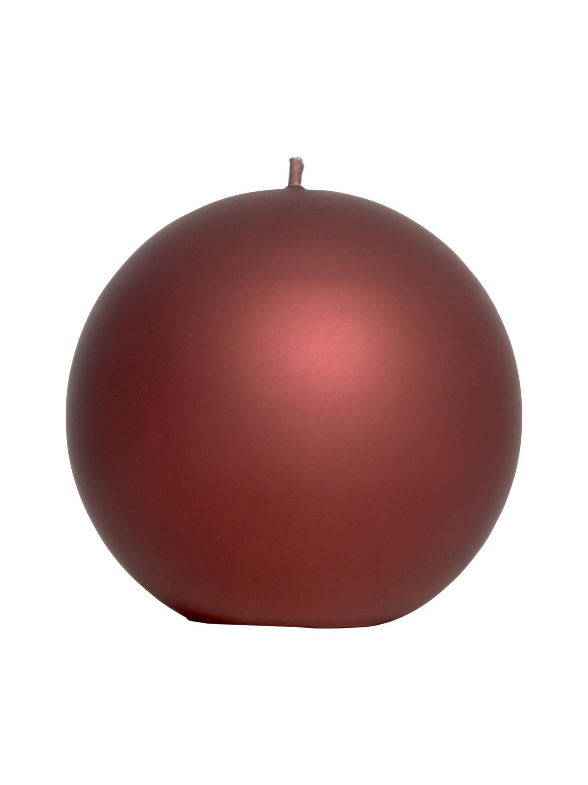 Velvet-pallokynttilä 10 cm, Balmuir