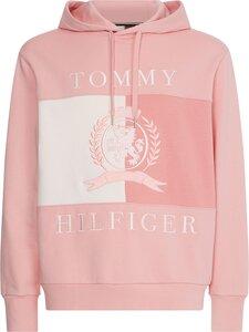 Tommy Hilfiger Collection - Crest & Flag -huppari - TMJ GLACIER PINK | Stockmann