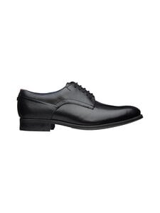 Ted Baker London - Vattal Derby Shoe -nahkakengät - 00 BLACK | Stockmann