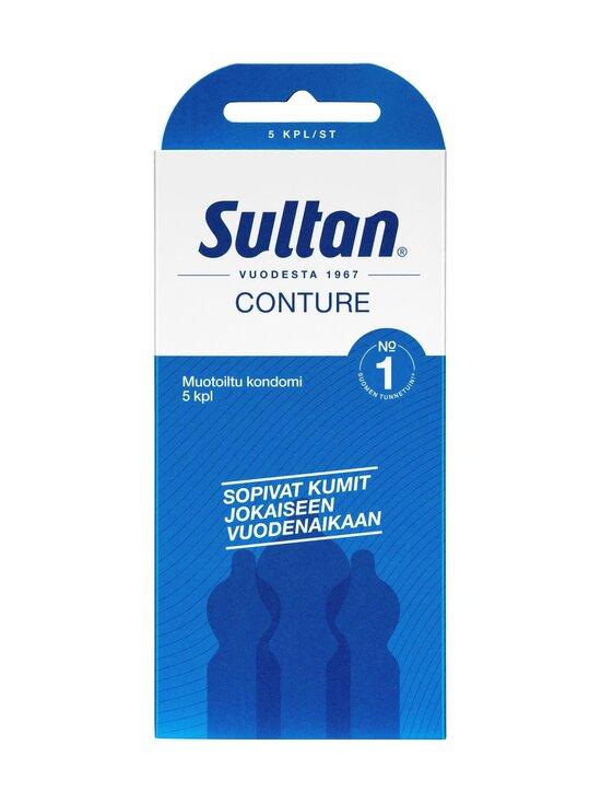 RFSU - Sultan Conture -kondomi 5 kpl - KIRKAS   Stockmann - photo 1