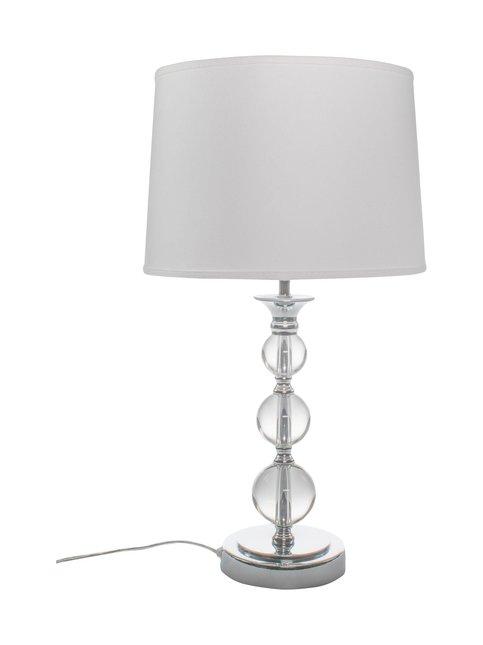 Helmiina-lampunjalka 39 cm