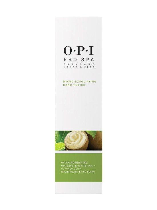 O.P.I. - Pro Spa Micro Exfoliating Hand Polish -kuorinta 118 ml - null | Stockmann - photo 1