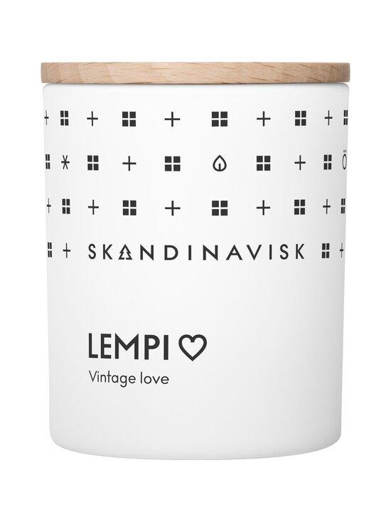 Skandinavisk - LEMPI-tuoksukynttilä 65 g - WHITE | Stockmann - photo 1
