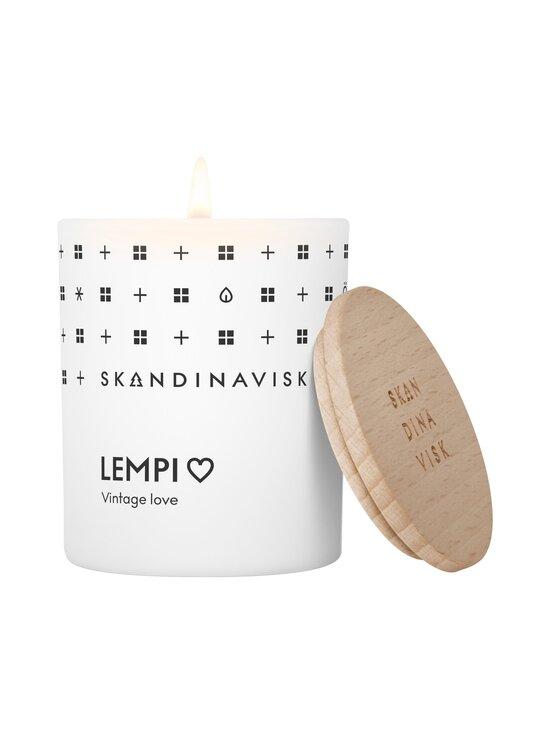 Skandinavisk - LEMPI-tuoksukynttilä 65 g - WHITE | Stockmann - photo 2