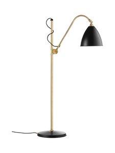 Gubi - Bestlite BL3 Floor Lamp Medium -lattiavalaisin - SOFT BLACK SEMI MATT | Stockmann