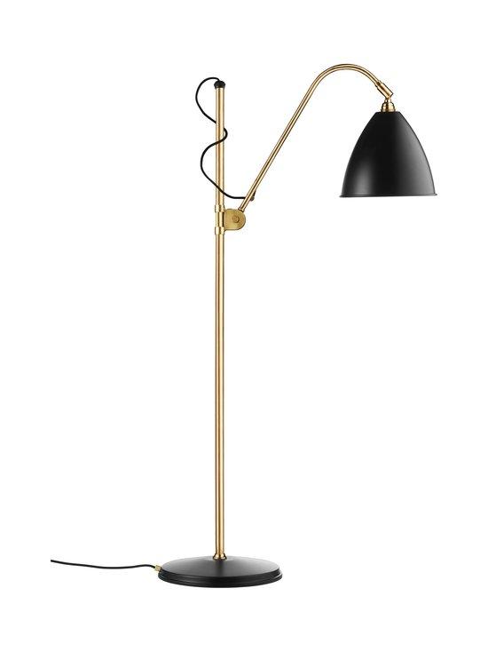 Gubi - Bestlite BL3 Floor Lamp Medium -lattiavalaisin - SOFT BLACK SEMI MATT | Stockmann - photo 1