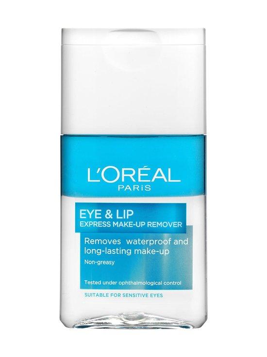 L'Oréal Paris - Eye & Lip Express Make-Up Remover -silmä- ja huulimeikinpoistoaine 125 ml - null   Stockmann - photo 1