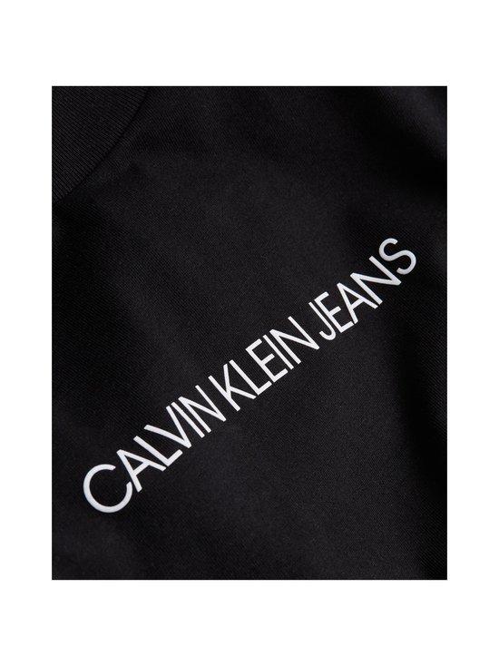 Calvin Klein Jeans Plus - Plus Size Organic Cotton T-Shirt Dress -mekko - BAE CK BLACK | Stockmann - photo 2