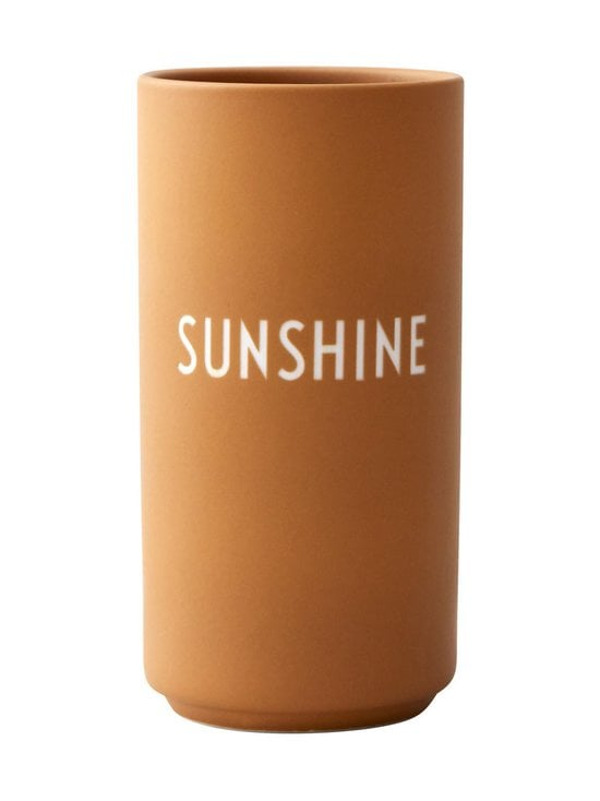 Design Letters - Favourite-maljakko, Sunshine - MUSTARD | Stockmann - photo 1