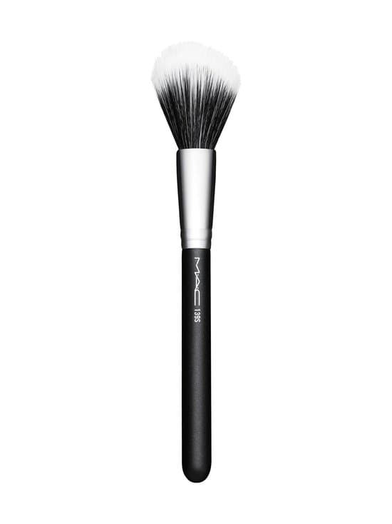 MAC - 139 Duo Fibre Tapered Face Brush -sivellin - null | Stockmann - photo 1