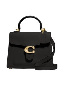Coach - Tabby Top Handle 20 -nahkalaukku - B4/BLACK | Stockmann