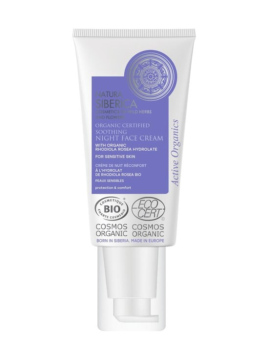 Natura Siberica - Soothing Night Face Cream -yövoide 50 ml - NOCOL   Stockmann - photo 1