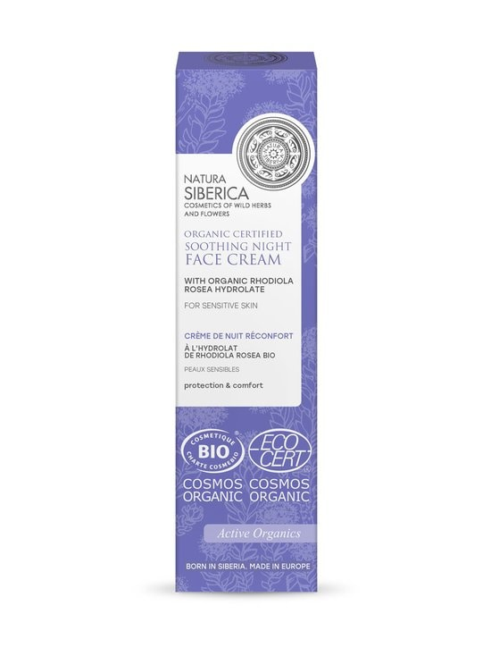 Natura Siberica - Soothing Night Face Cream -yövoide 50 ml - NOCOL   Stockmann - photo 2